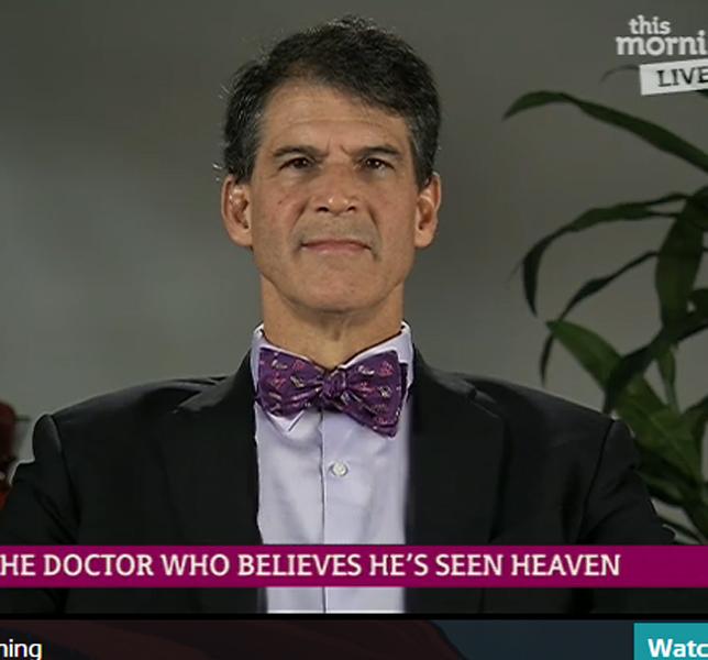 This Morning Dr Eben Alexander