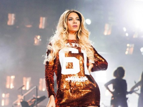 Oh em fricking gee, Beyonce for Topshop is a real thing that's definitely happening
