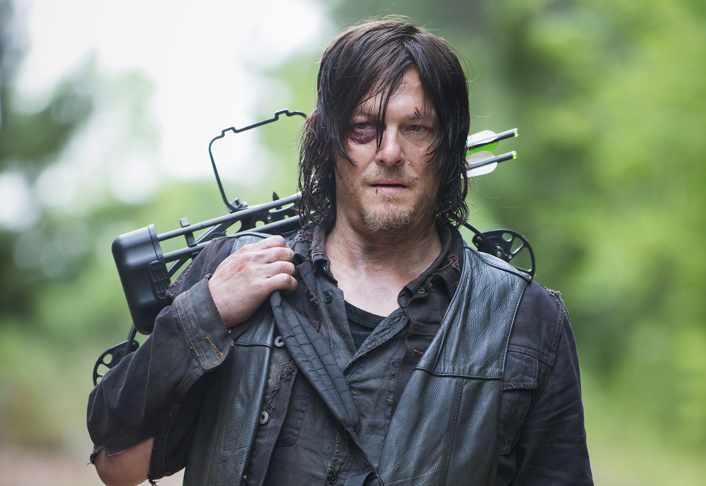 You could win a date with The Walking Dead's Norman Reedus