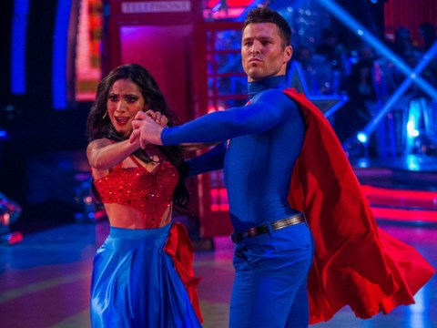 Strictly Come Dancing 2014: James Jordan brands Mark Wright's Superman routine 'a joke'