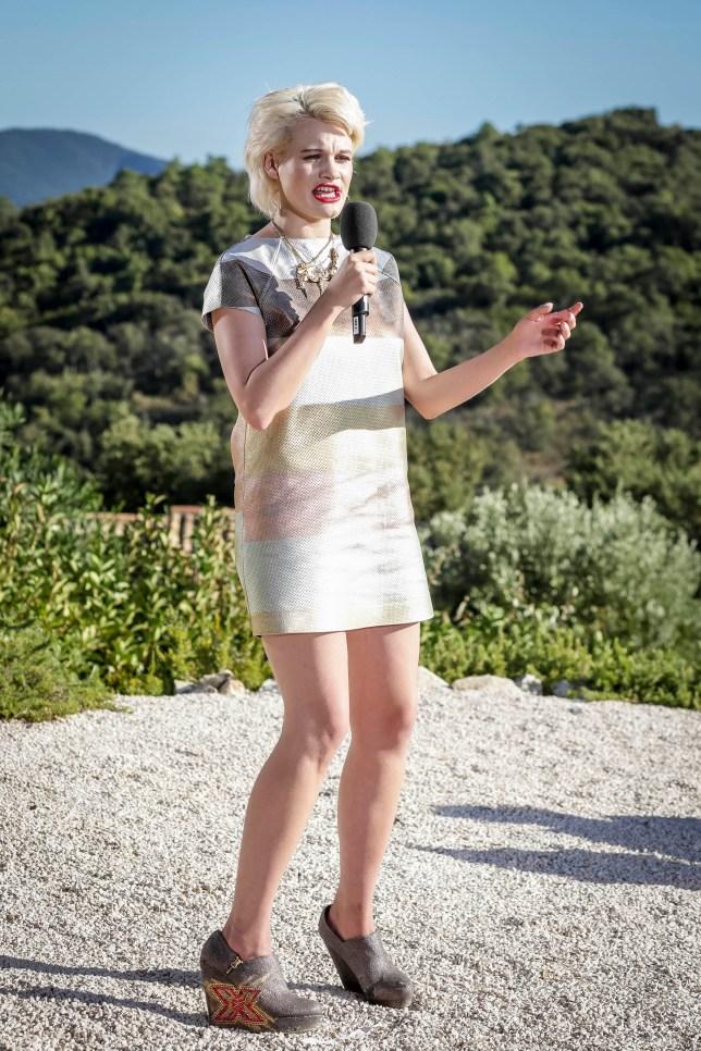 ©SYCO /THAMES TV/ITV, Chloe Jasmine