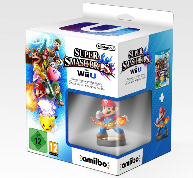 Super Smash Bros. For Wii U - start your collection