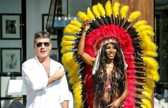 Sinitta has been accused of influencing decisions (Picture: ITV/Thames TV)