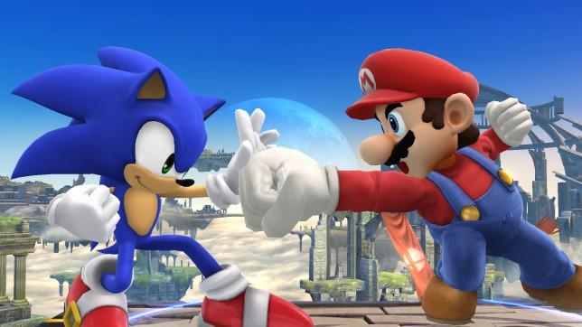 Super Smash Bros. - beat up cancer