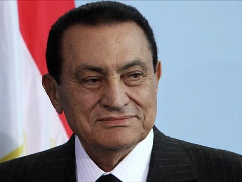 Former Egyptian President Mubarak cleared over 2011 killings