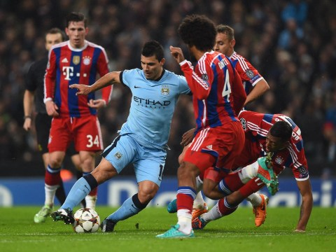 Sergio Aguero is single-handedly keeping Manchester City's season alive