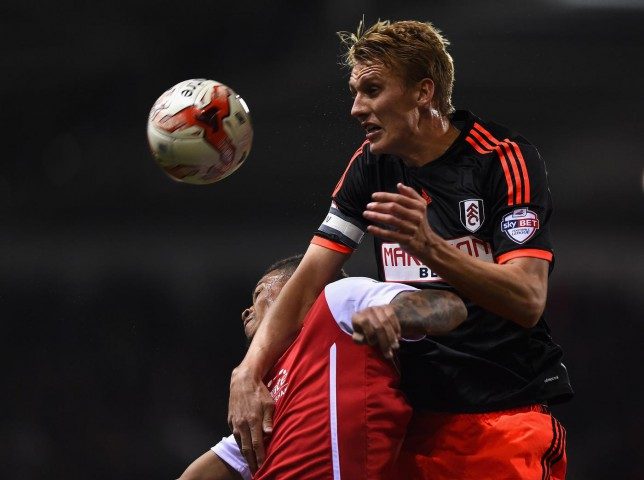 Why Fulham's Dan Burn could be perfect for West Ham if Arsenal sign Winston Reid