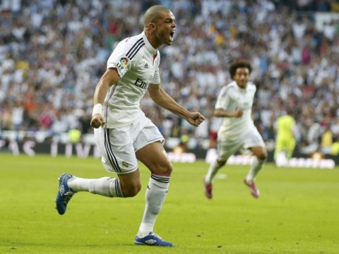Manchester United plot £14.7m bid to seal transfer of Real Madrid defender Pepe – report