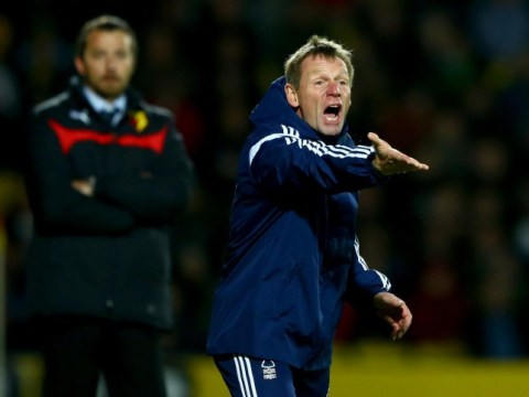 Fawaz Al Hasawi helps Stuart Pearce to keep the dream alive at Nottingham Forest