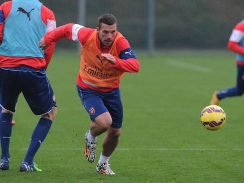 Play Lukas Podolski! Two changes Arsenal must make to beat Borussia Dortmund