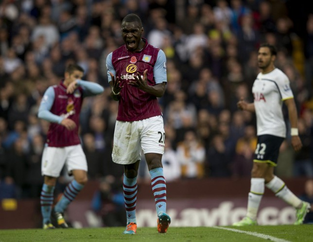 Aston Villa forced to cancel their October goal of the month competition as they didn't score any