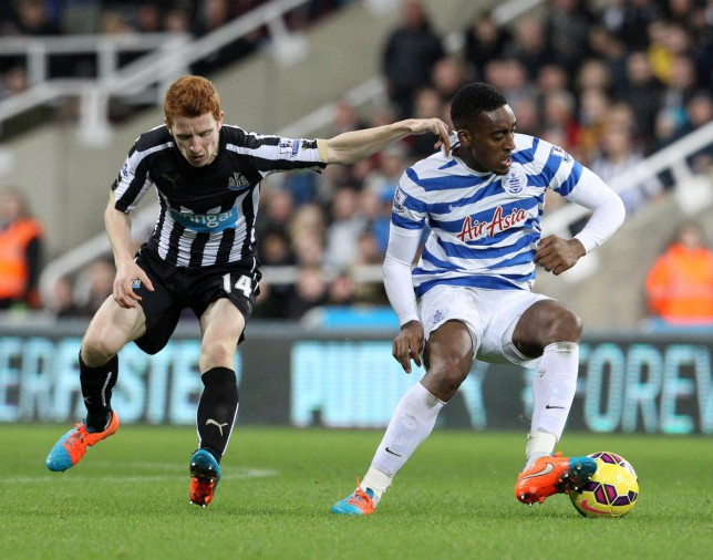 QPR lack a cutting edge as another away defeat sends them bottom