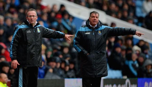 Paul Lambert and Aston Villa must emulate Sam Allardyce's revival of West Ham