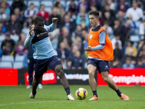 What on earth has happened to Aston Villa's Jack Grealish and Jores Okore?