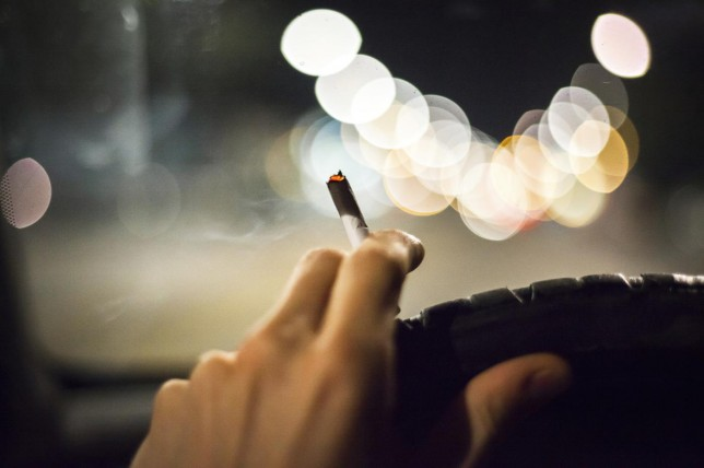 Smoking in cars is nothing short of child abuse and the ban is long overdue