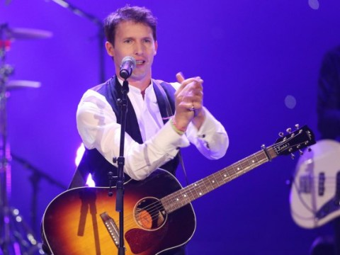 James Blunt recalls the time he sold his sister on eBay
