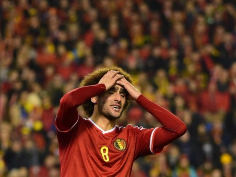 Marouane Fellaini can't play football, blasts ex-AC Milan star Zvonimir Boban after goalless Belgium draw