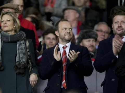 Manchester United WON'T buy any new players in January, confirms chief executive Ed Woodward