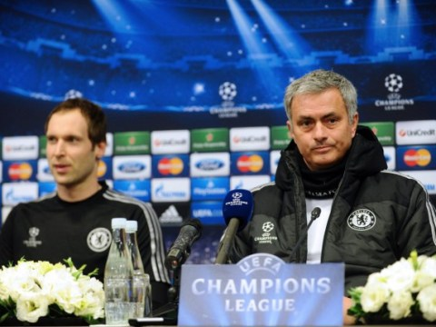 Chelsea boss Jose Mourinho labels Petr Cech transfer rumours as 'Mickey Mouse' stories
