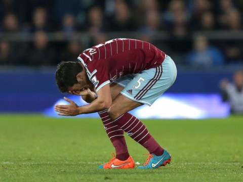 Why West Ham need to have a long, hard talk with defender James Tomkins