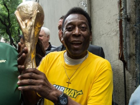 Concern grows for football legend Pele as he is 'moved to special care unit' at the Albert Einstein hospital, Sao Paulo