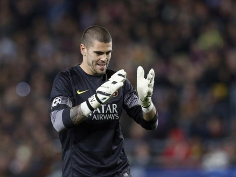 Victor Valdes stops training with Manchester United, won't sign for Old Trafford club