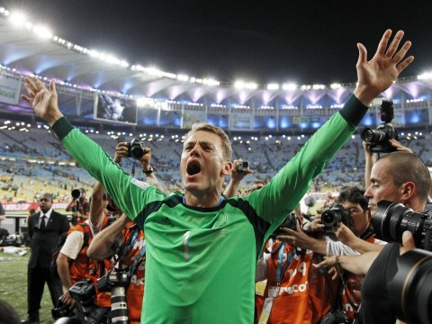 Manuel Neuer fires bizarre Ballon d'Or dig at Cristiano Ronaldo – but will this picture make him regret it?