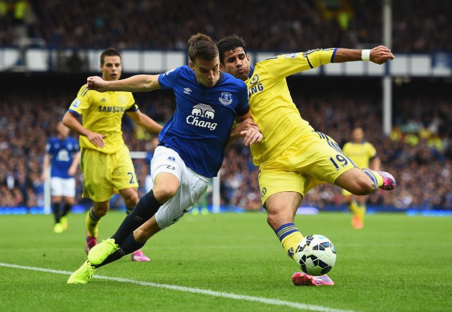 Chelsea move one step closer to Seamus Coleman transfer as Everton seek full-back replacement