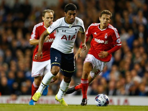 Paulinho admits he's considering transfer out of Tottenham