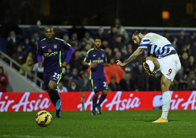 Red-hot Charlie Austin gives QPR hope of staying in the Premier League