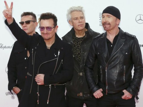 How U2 star Bono cheated death from 8,000ft up in the air on a jet
