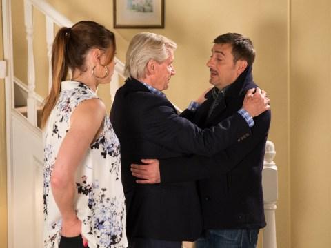 Coronation Street spoilers: Chris Gascoyne reveals all on Peter Barlow's emotional return