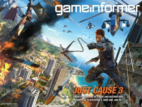Just Cause 3 officially announced – is not free-to-play