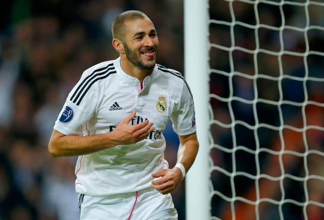 Arsenal want to bring in Karim Benzema (Picture: Getty)