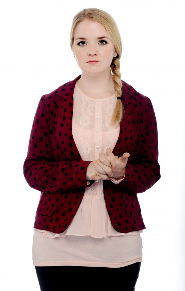 EastEnders: The fall of sweet Abi Branning has come at just the right time