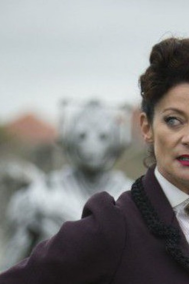 Doctor Who: The mater played by Michelle Gomez in season 8