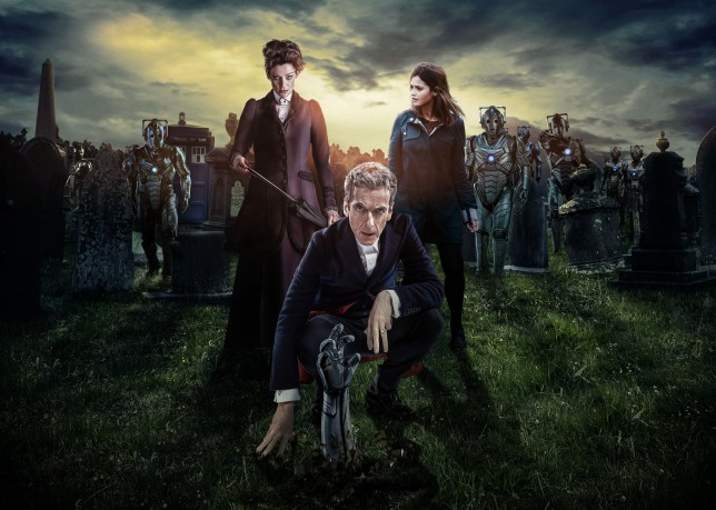 Doctor Who series 8: Episode 12 - Death in Heaven