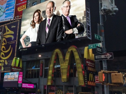 The Apprentice 2014 episode 7: Big trouble in the Big Apple as Lauren Riley is fired after advertising task