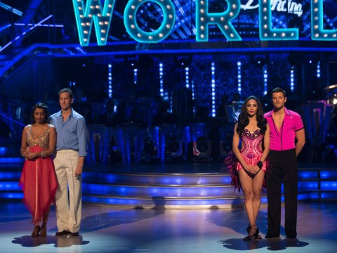 Who left this week's Strictly Come Dancing? Sunetra Sarker and Mark Wright go head-to-head in dance-off
