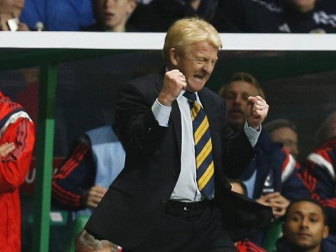 Scotland's Tartan Army march on under Gordon Strachan's leadership