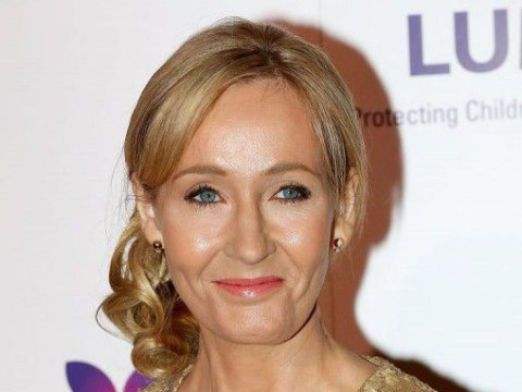 J.K. Rowling reveals what job she would have done if she hadn't written Harry Potter