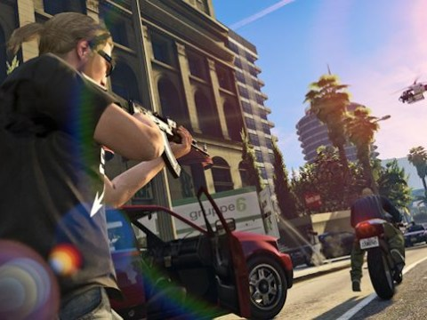 Online heists will be first update for next gen GTA V
