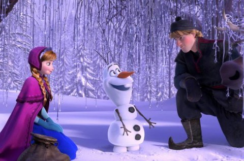 Kids won't let it go: Why Disney's Frozen is everywhere this Christmas