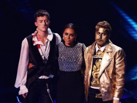 The X Factor 2014 results show: Mel B admits she's feeling the strain after Jack Walton's departure