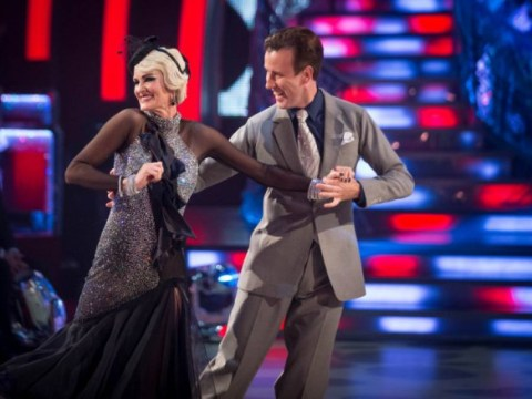 Strictly Come Dancing 2014: Anton Du Beke leaps to the defence of Judy Murray