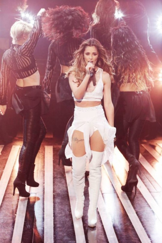 The X Factor Results Fan Claims Cheryl Cole S Performance