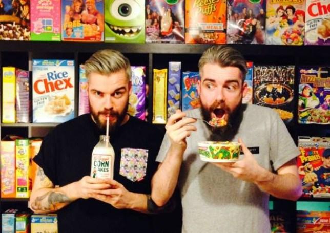 Cereal Killer Café, Cereal cafe, Cereal cafe London, Cereal cafe Shoreditch, Cereal cafe east London, Alan Keery, Gary Keery, Café that just serves cereal