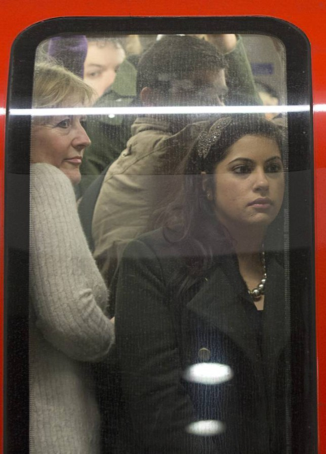 National Stress Awareness day, Travelling on the underground is the most stressful part of living in London, Things that cause stress, London stress, why living in London is stressful, How to beat stress, signs you are stressed, Mandara spa, Stress