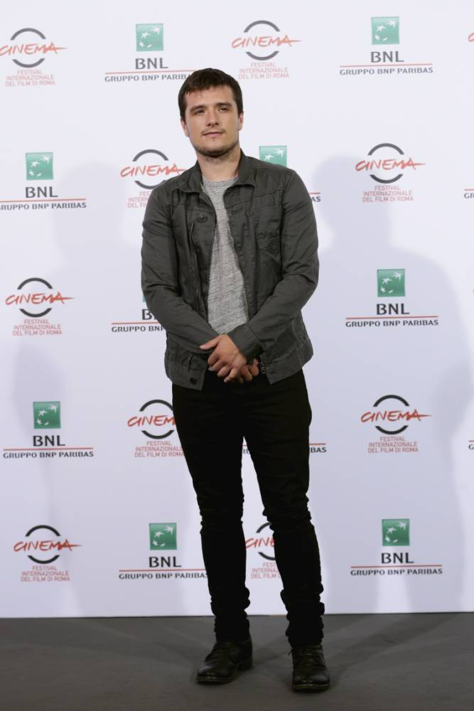 Hunger Games star Josh Hutcherson just turned really weird and revealed he 'craves' eating human flesh