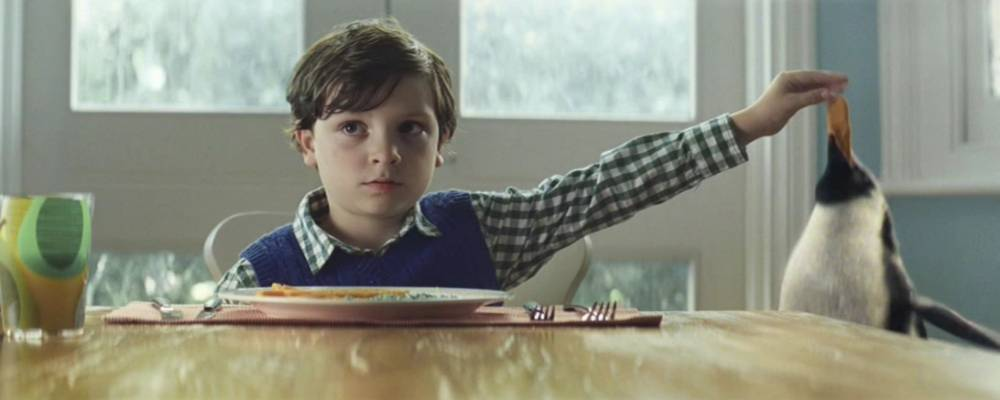 The John Lewis Christmas advert 2014 is here! Get ready to fall in love with Monty the penguin…